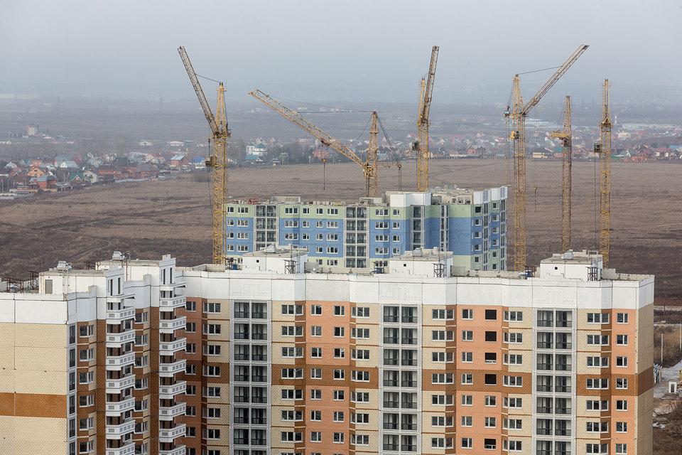 Новостройки станут обременительной собственностью для тех, кто их строит