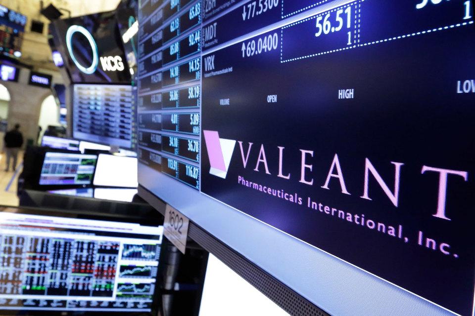 Производитель лекарств Valeant Pharmaceuticals может продать подразделение Salix японской Takeda за $10 млрд