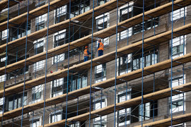 Предложение нового жилья в Москве стало рекордным с начала кризиса