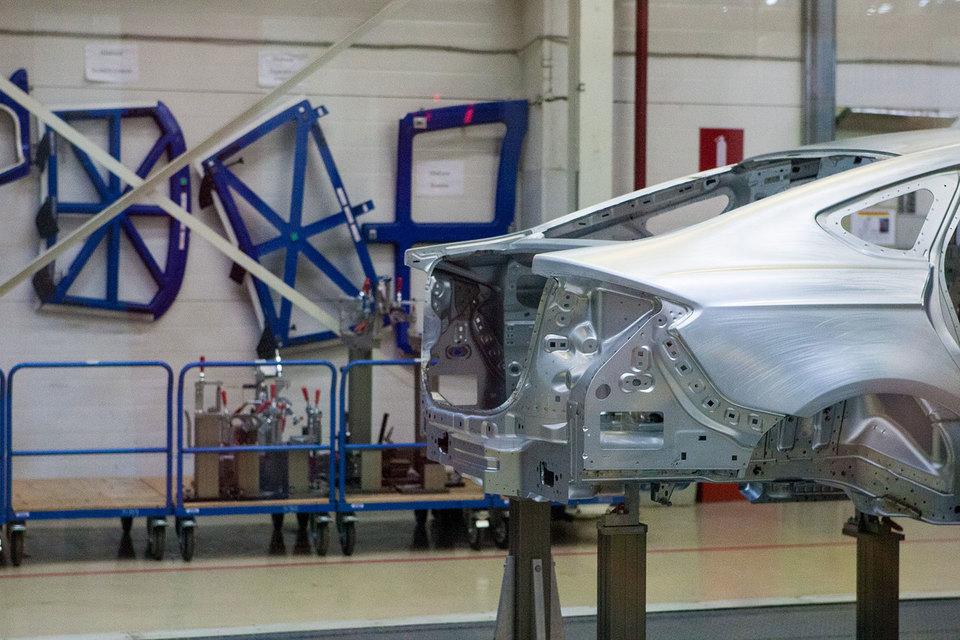 Завод Ford во Всеволожске постоит до лучших времен