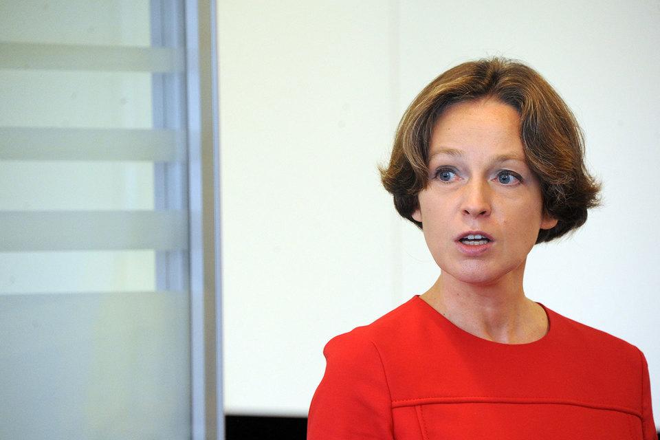 Генеральный директор Аналитического кредитного рейтингового агентства (АКРА) Екатерина Трофимова