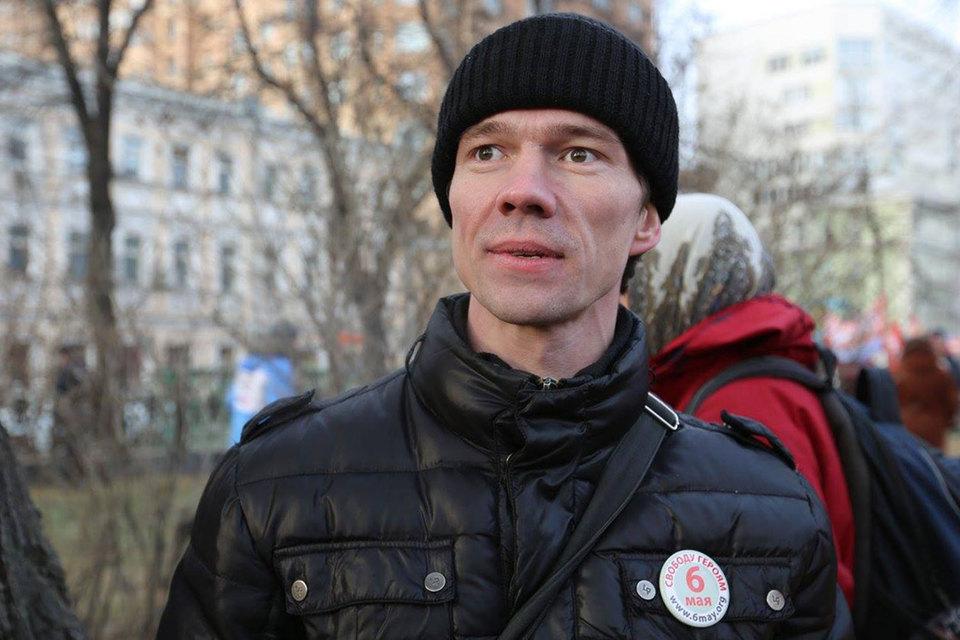 Ильдар Дадин, первый осужденный за нарушения на митингах, заявил о применении к нему пыток в колонии
