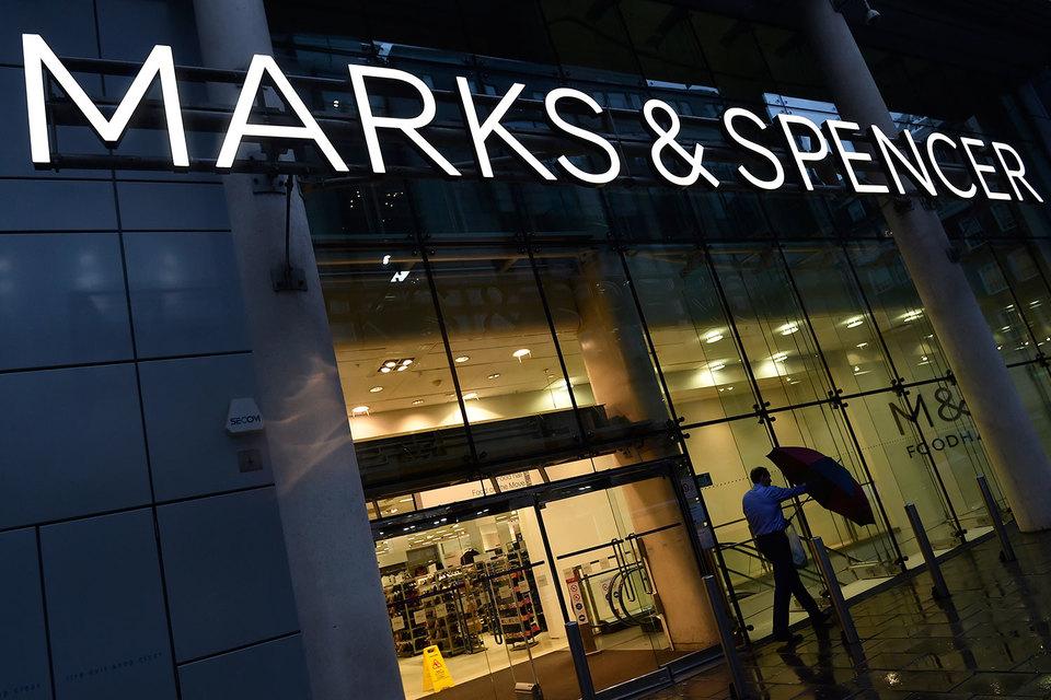 Marks & Spencer объявил о закрытии беспрецедентного числа магазинов одежды