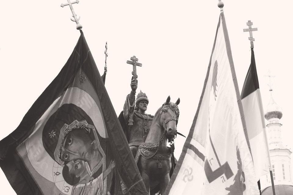 В Орле увековечили преступника, погубившего истинно святого человека. Вот уж в полном смысле оскорбление чувств верующих