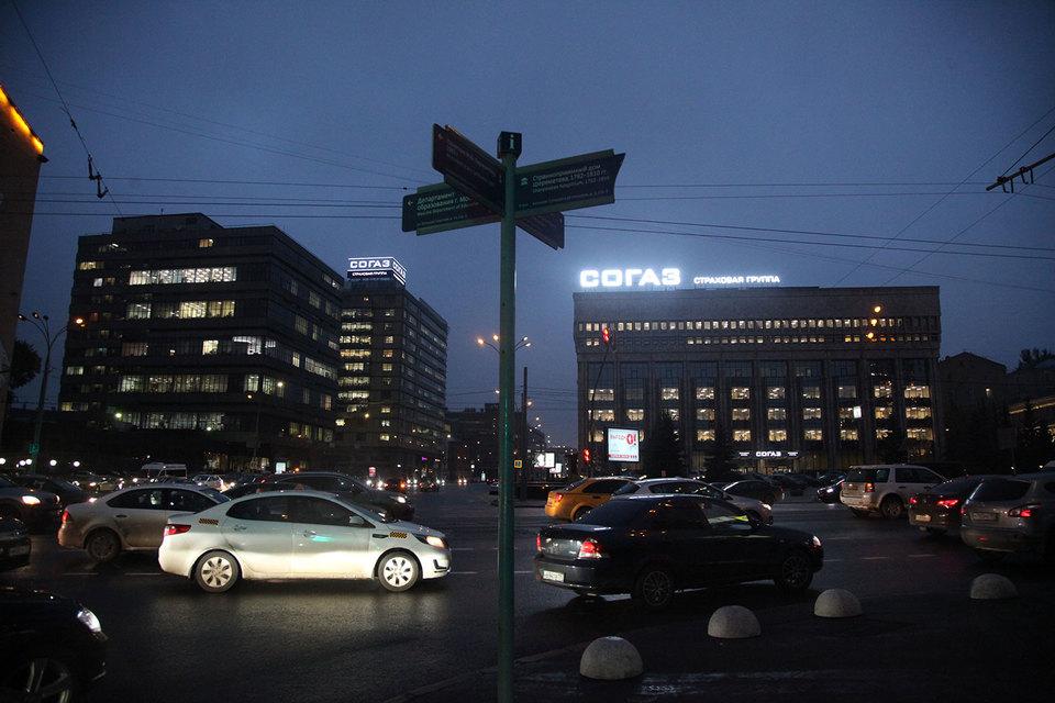 Доли в «Согазе» перераспределяются в пользу «Газпрома»