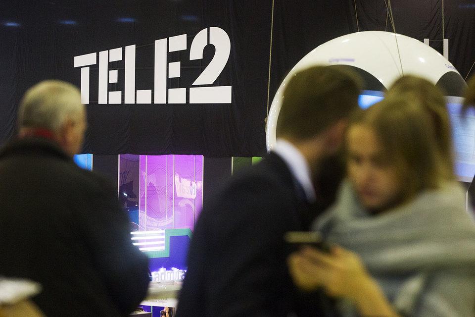 Абонентская база Tele2 в Москве с лета практически не растет – у оператора здесь всего 2,36 млн абонентов