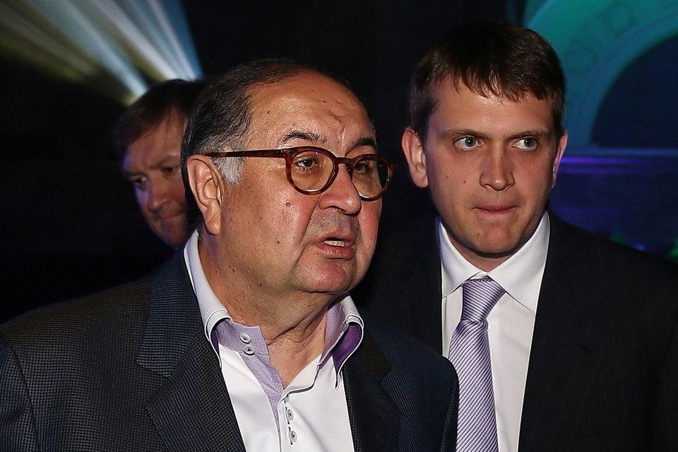Алишер Усманов и Иван Таврин теперь единственные владельцы ЮТВ