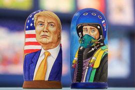 Российский президент выразил надежду на совместную работу по выведению российско-американских отношений из кризисного состояния
