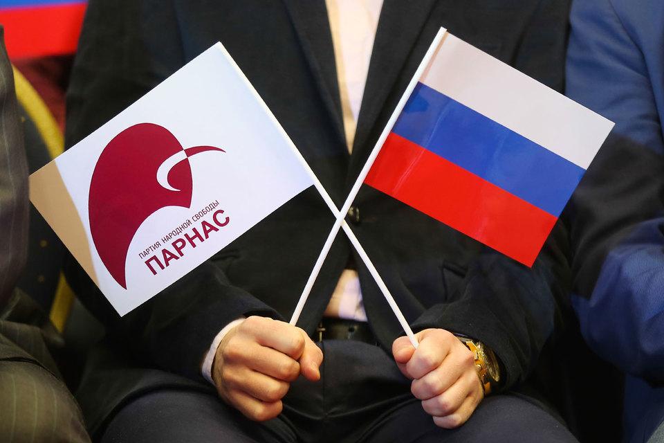 Сторонники Михаила Касьянова обвинили одного из членов партии «Парнас» в скупке отделений на деньги Михаила Ходорковского