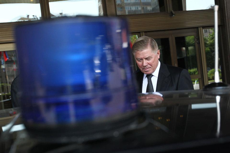 Вячеслав Лебедев обещает реформу судоустройства