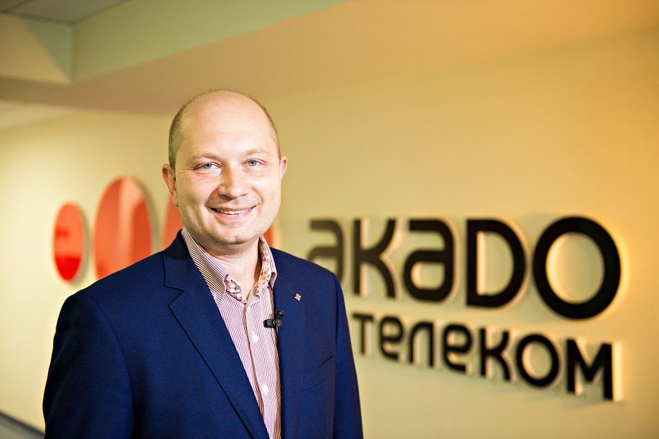 Илья Астахов, Директор департамента развития сетей и платформ, ОАО «КОМКОР» (торговая марка «АКАДО Телеком»).