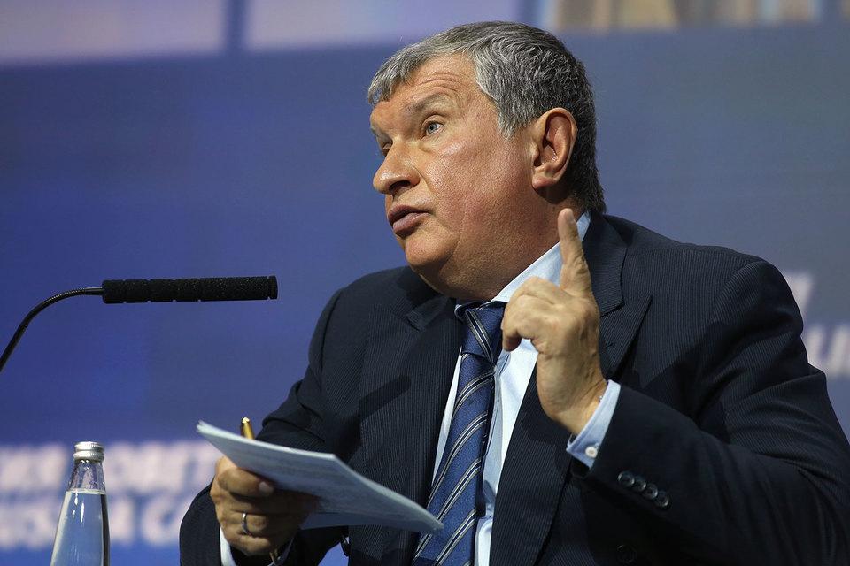 Руководитель «Роснефти» Игорь Сечин все чаще судится со СМИ