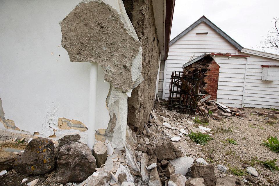 Ущерб от землетрясений и цунами в Новой Зеландии оценили в $1,4 млрд