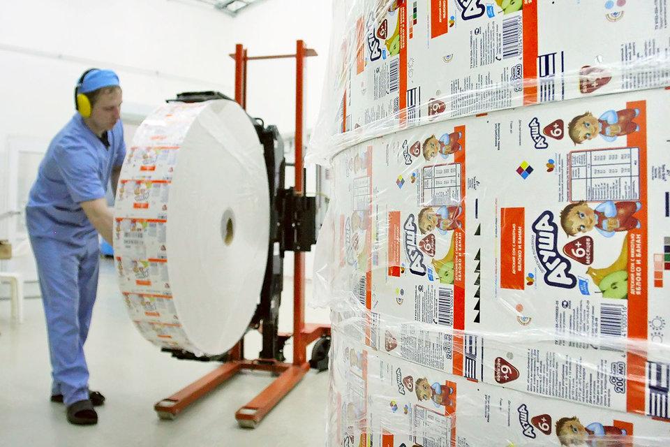 В России у PepsiCo уже есть предприятия по производству детского питания