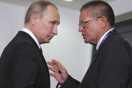 Владимир Путин знал, что министр экономики находится в разработке следствия