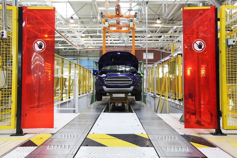 Спад в автопроме сменится ростом