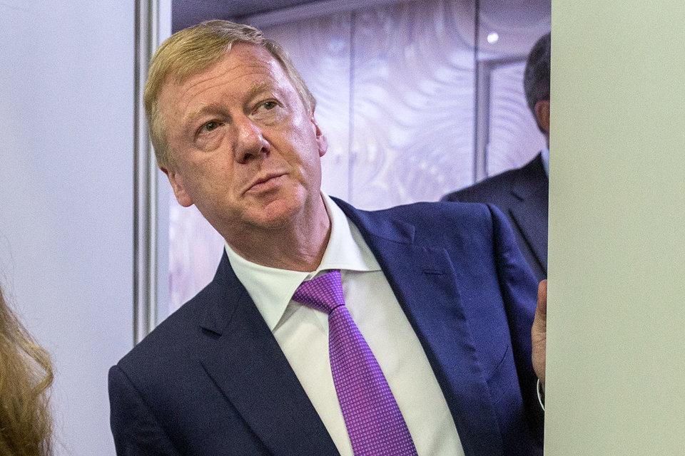 Предправления «Роснано» Анатолий Чубайс обещал добиваться открытия уголовных дел по фактам отмывания средств