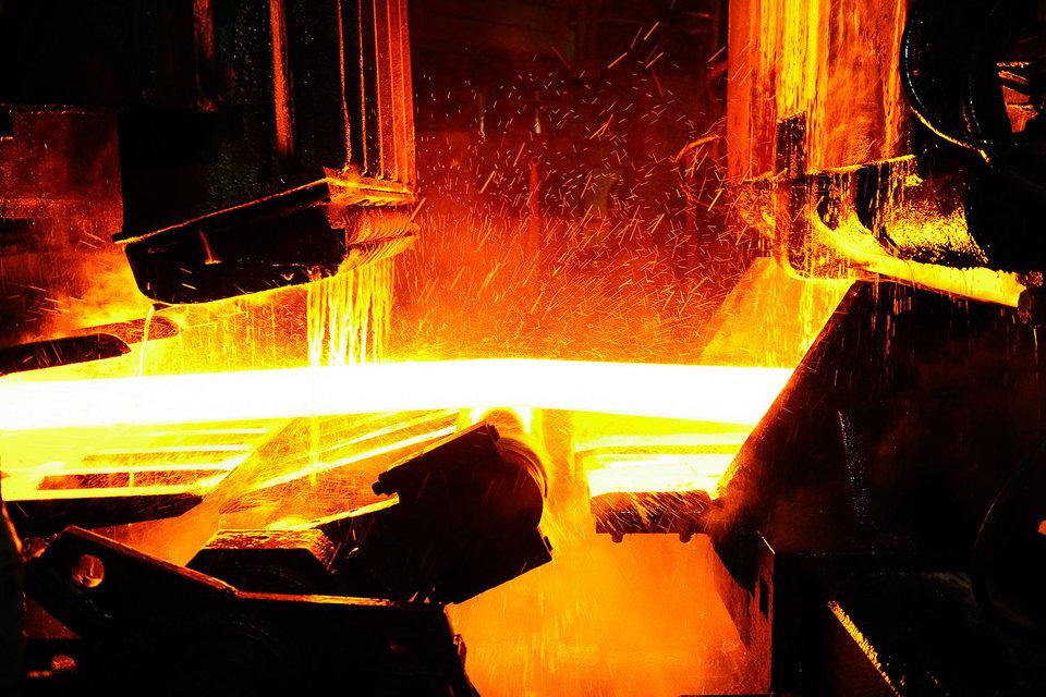 Металлурги судятся за сталь