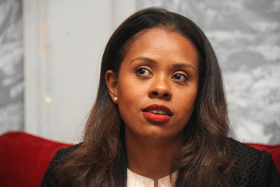 Гендиректор Совета по туризму Сейшельских островов Шерин Найкен