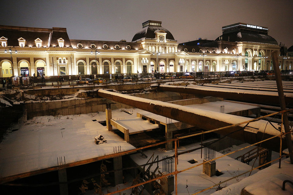 Реализовывать проект ТПУ возле Павелецкого вокзала захотели четыре инвестора