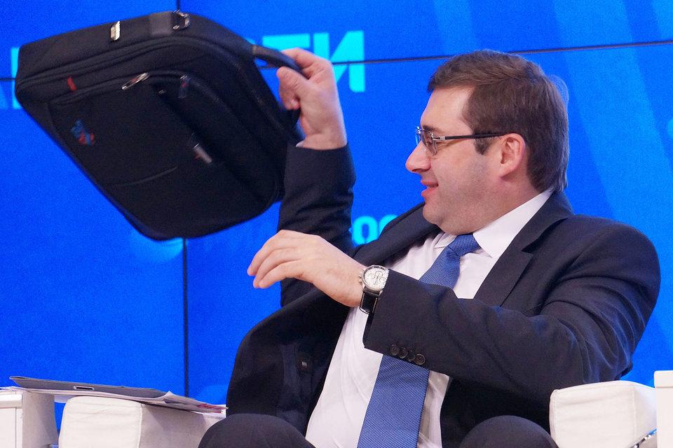 Зампред ЦБ Сергей Швецов