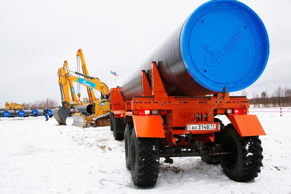 Заказы «Газпрома» возвращаются  на прежнее место