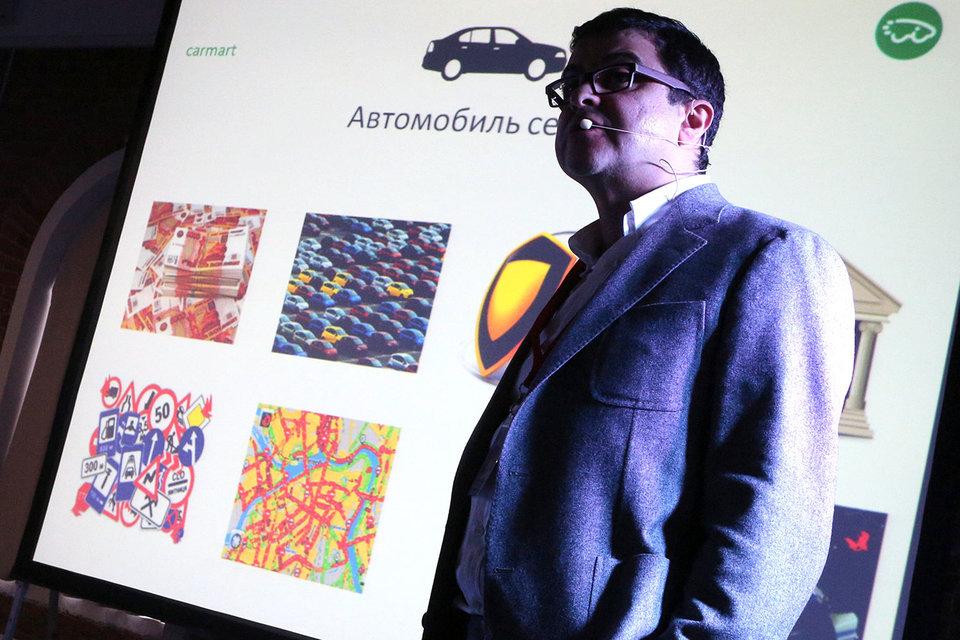 Гендиректор «Максимума» Вадим Арустамян рассчитывает продавать онлайн до 50 машин в месяц