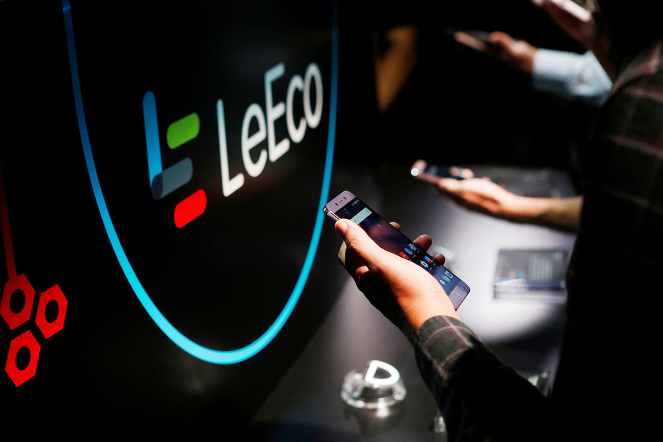 Китайская LeEco начинает продажи смартфонов в России через федеральные розничные сети