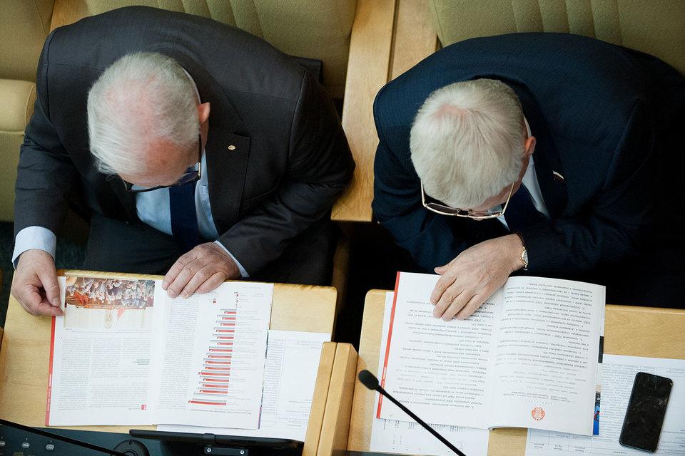 Аналитическое управление Госдумы готовило такие итоговые отчеты и раньше, отмечает собеседник «Ведомостей» в аппарате нижней палаты, однако выходили они реже