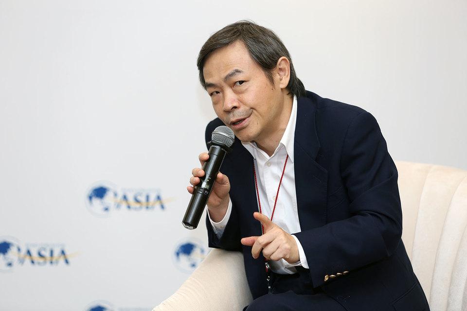 Гендиректор Broad Group Чжан Юэ