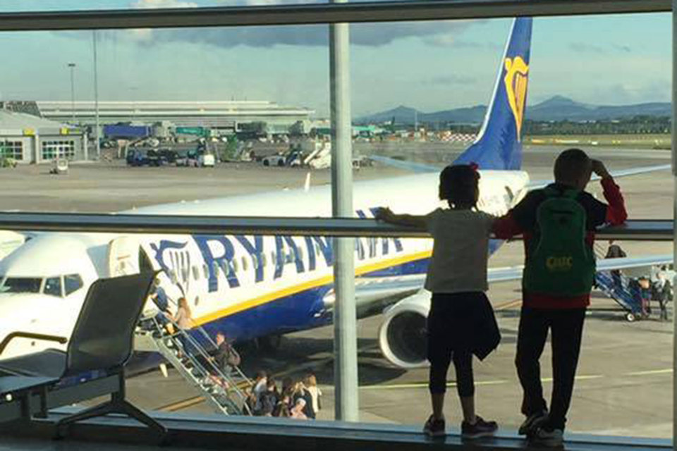 Ryanair – крупнейший европейский дискаунтер