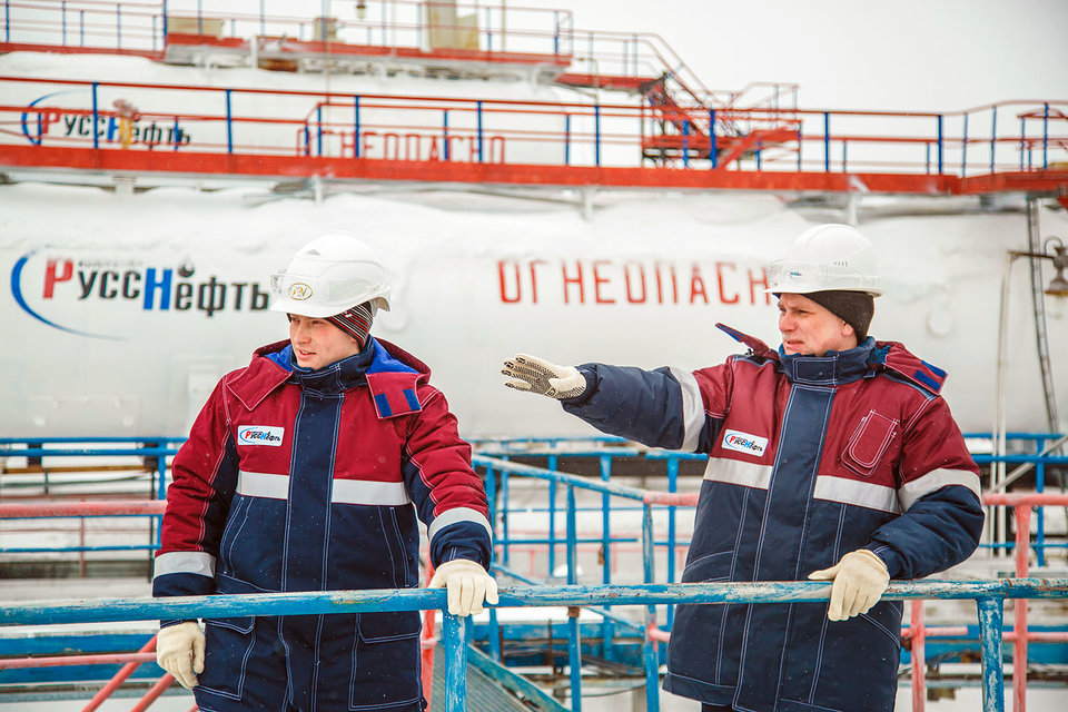 «Русснефть» сузила диапазон IPO до 540-600 рублей за акцию