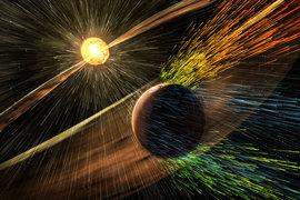 Сегодняшняя реальность – это закат Меркурия и восход Марса