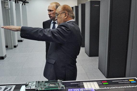 МГУ расширяет свой суперкомпьютер за 600 млн рублей
