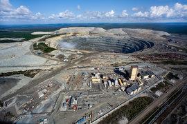 Рудник «Удачный» – второй по запасам рудник «Алросы»