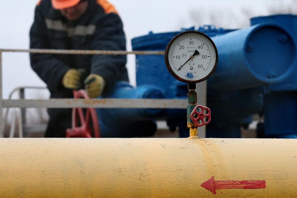 «Газпром» может возо-бновить поставки газа на Украину