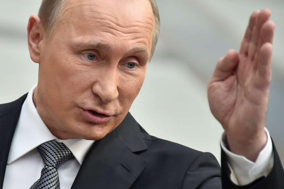 Путин уволил чиновников, ставших академиками РАН