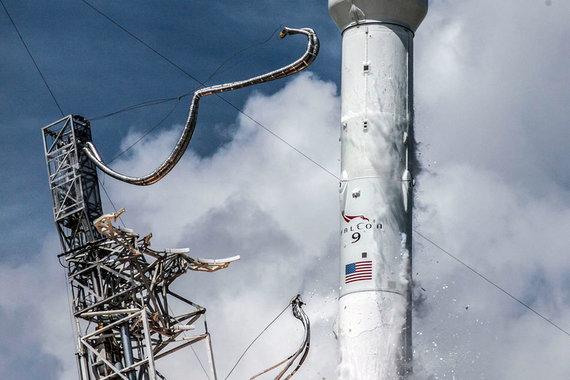 normal 27q SpaceX может возобновить полеты в космос в декабре