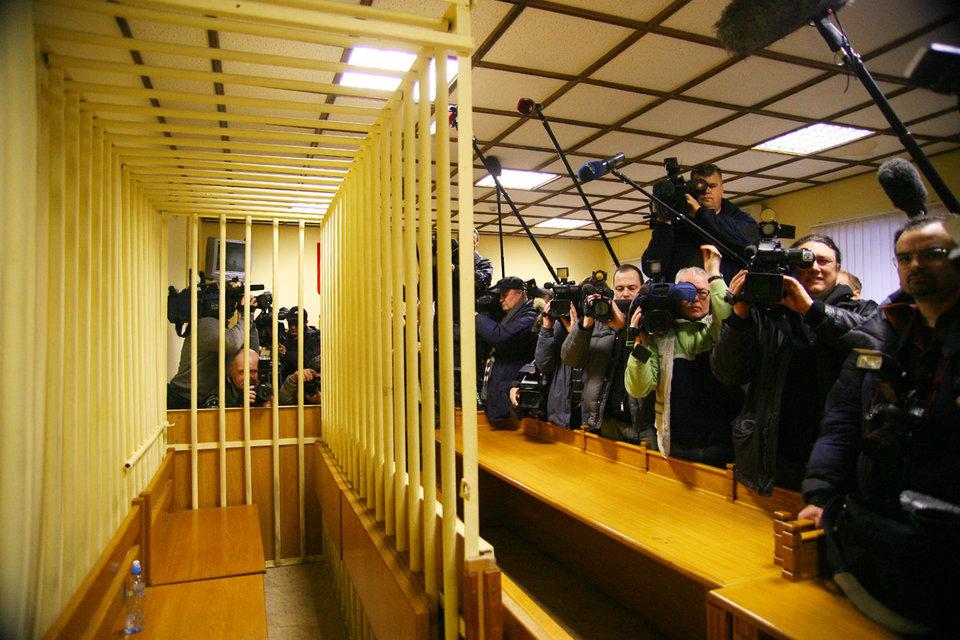Присутствие прессы в суде может способствовать справедливому рассмотрению дела