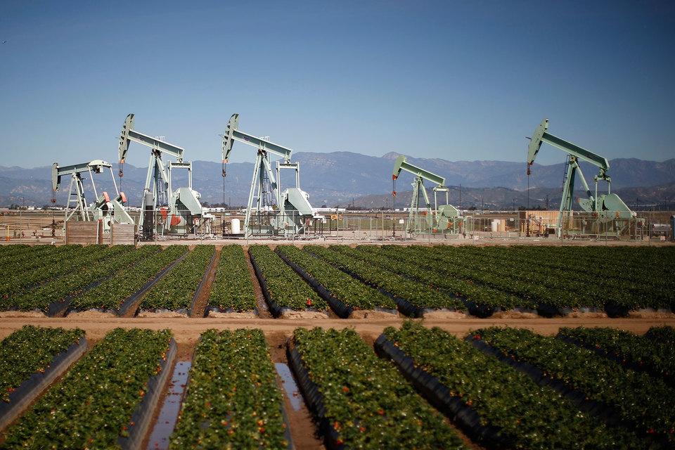 Инвестиции в нефтедобычу в США снова  стали расти