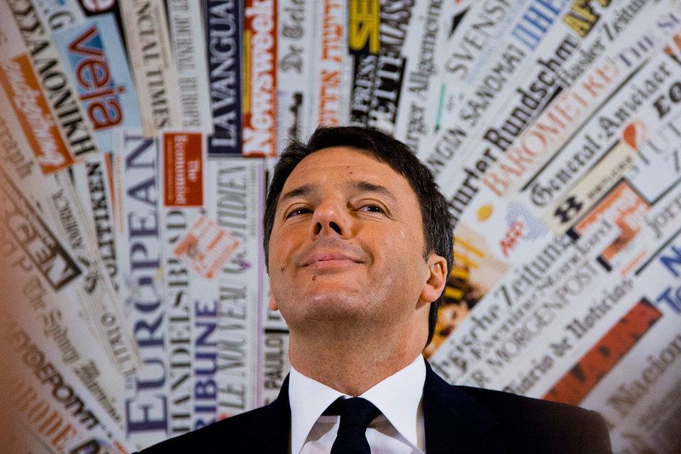 Итальянцы проголосуют за проект конституции Ренци