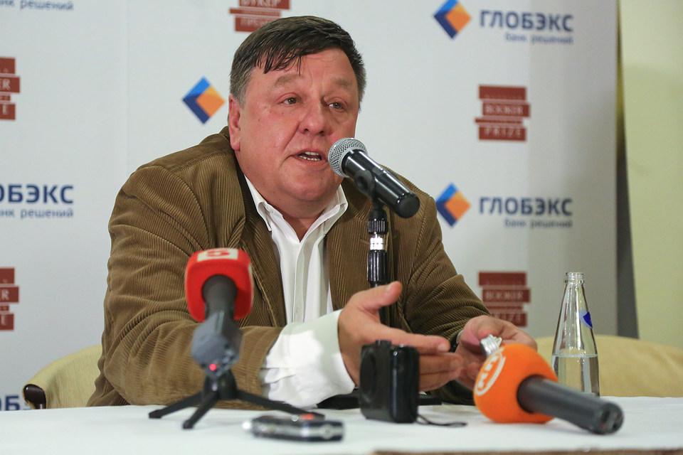 Петр Алешковский – один из самых спорных лауреатов «Русского Букера» последних лет