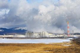 В 2015 г. завод СПГ «Сахалин-2» произвел 10,82 млн т сжиженного газа
