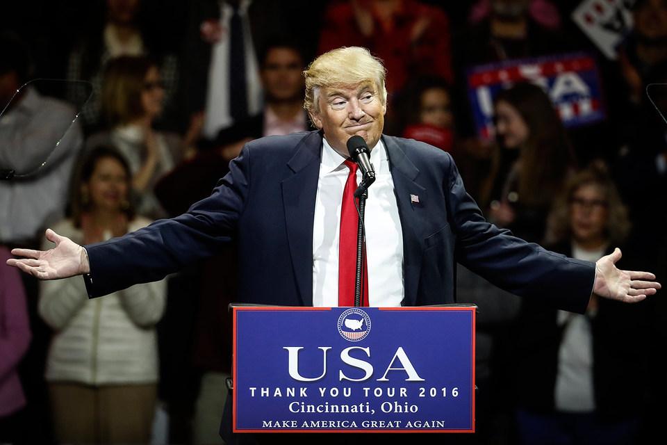 ВТБ и Трамп увеличили обороты