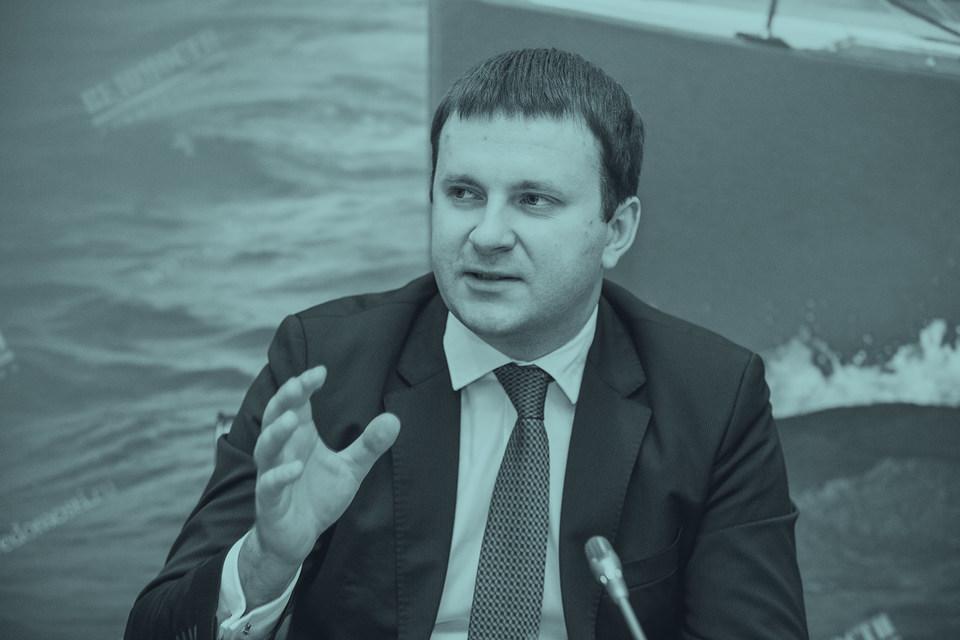 Человек недели: Максим Орешкин