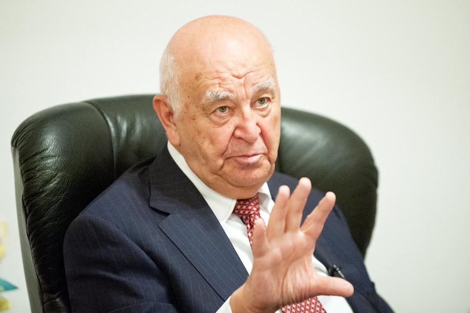 Александр Апазов, совладелец и президент «Фармимэкса»