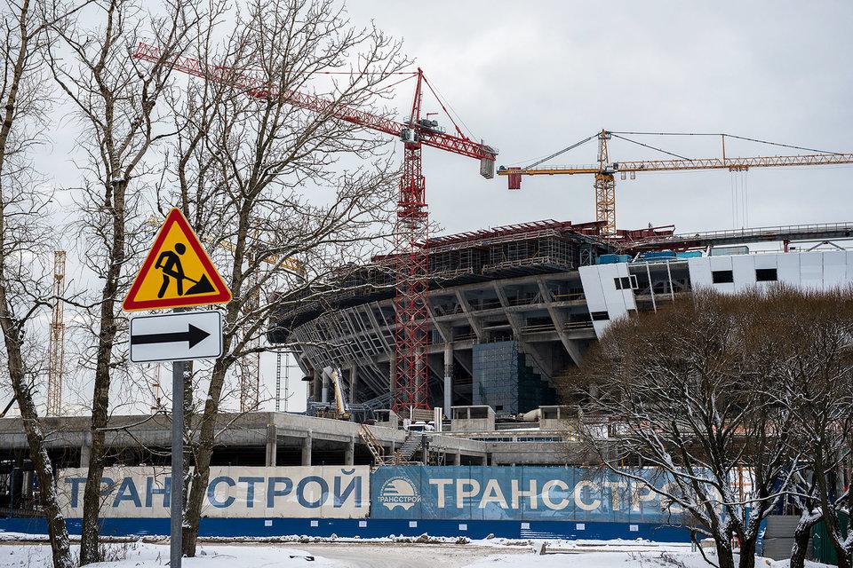 Строительство электродепо – последний госконтракт «Трансстроя» в Петербурге