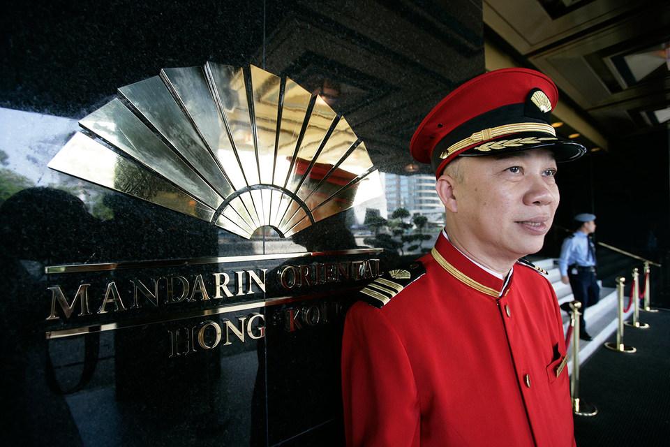Вывеска Mandarin Oriental может появиться на Софийской набережной в Москве