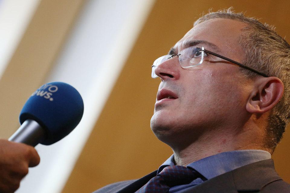 «Открытые медиа» - это общественно-коммерческий проект, утверждает Ходорковский