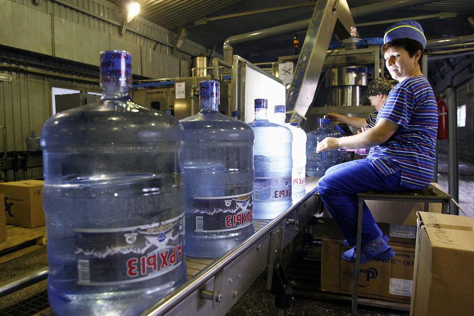 Еще год назад «Архыз» входил в четверку крупнейших брендов минеральной воды в России